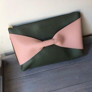 Gorgeous Green & Pink Bag